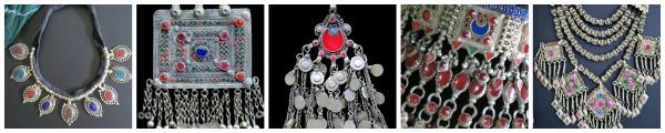 Kuchi Necklaces